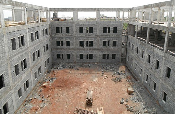 University of Ghana, Student Accommodation site