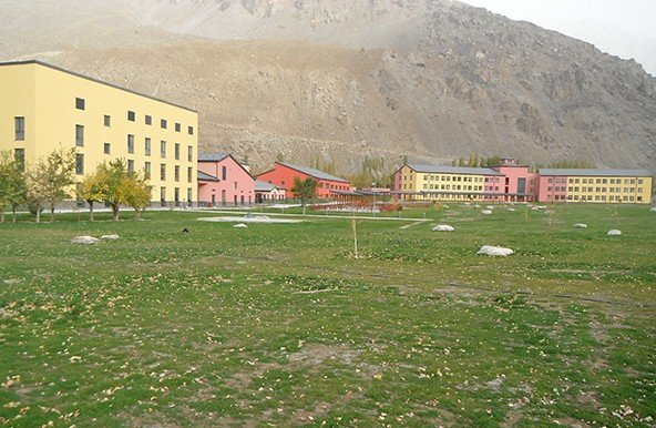 University of Central Asia, Khorog Campus, Phase 1